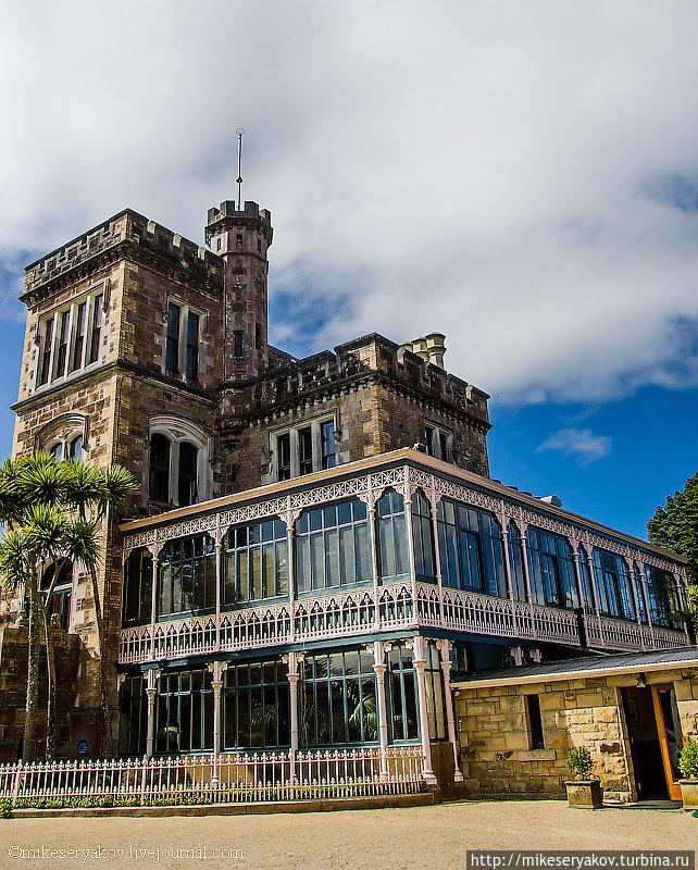На пути к Данидину имеет смысл немного отклониться от прямого маршрута и посмотреть замок Ларнак, сделать это я бы рекомендовал по двум причинам, во-первых — это единственный замок во всей Новой…