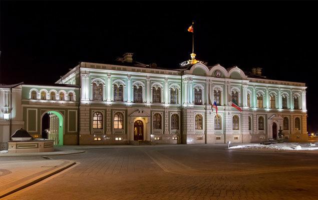 губернаторский дворец