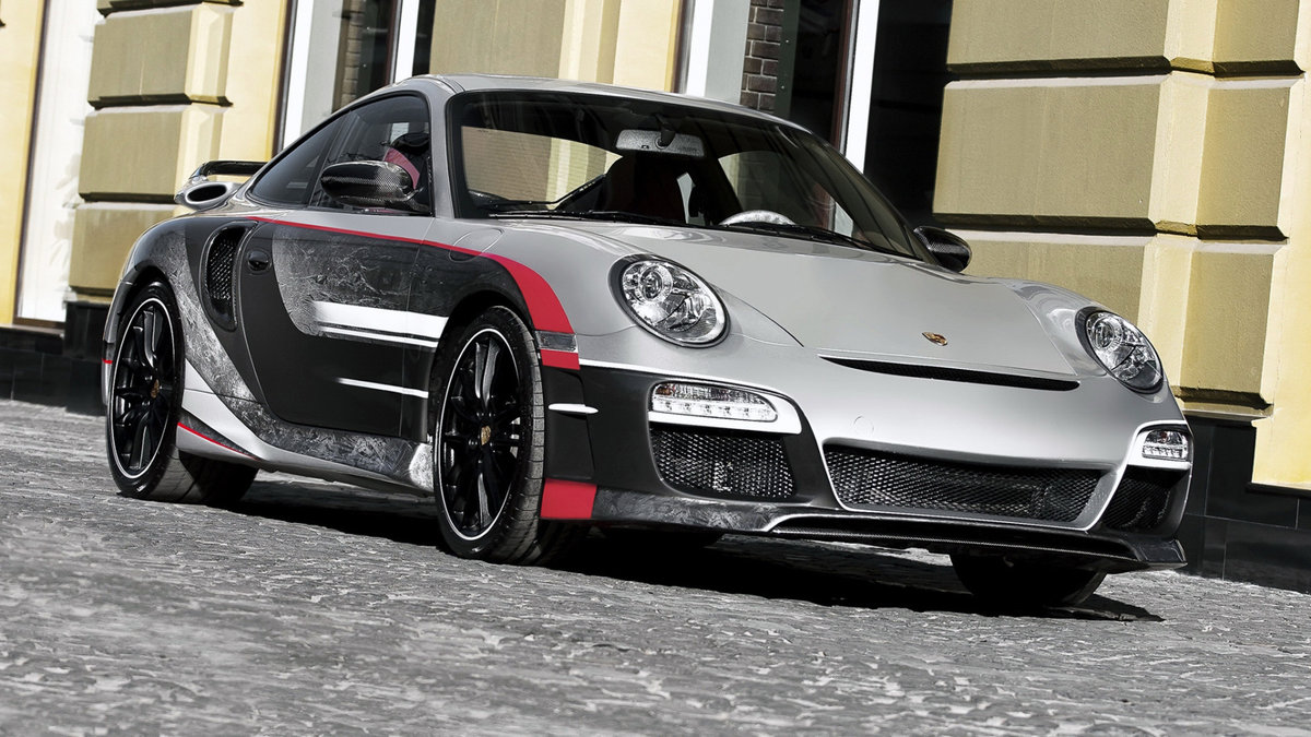 Porsche Ð¡arrera