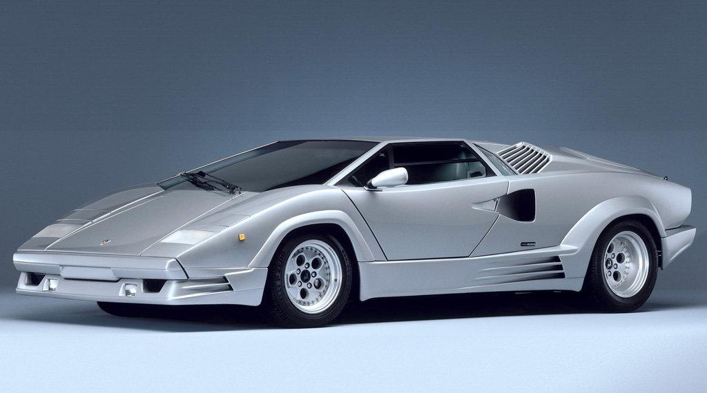 Lamborghini 25th anniversary