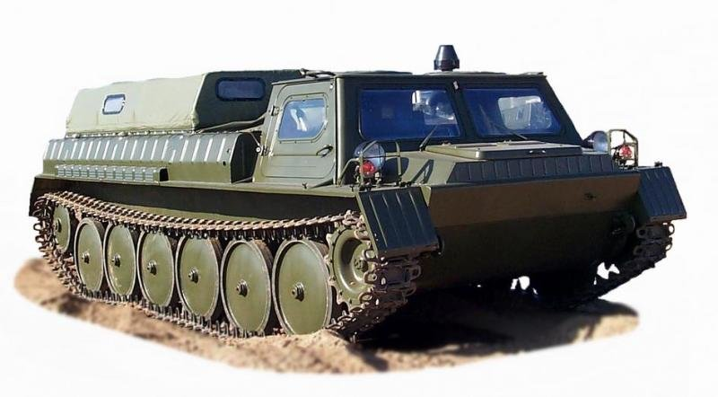 Вездеход ГАЗ-34039-22