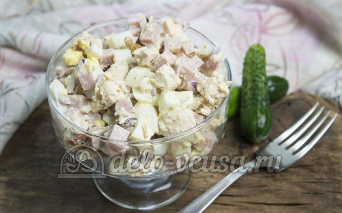 Салат vtxnf рецепт с фото