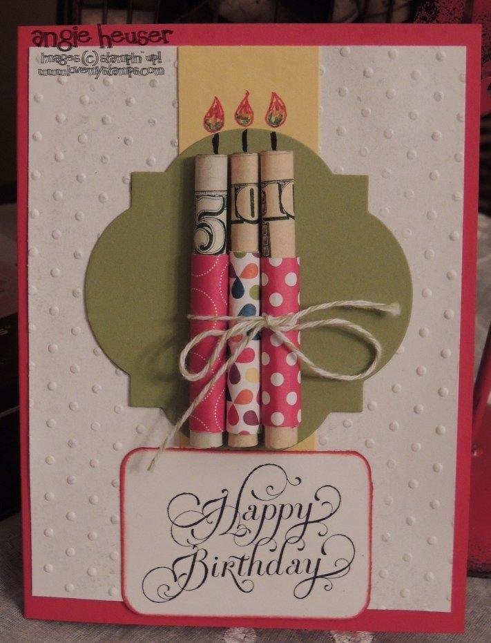 Оформить открытку с деньгами на новый год