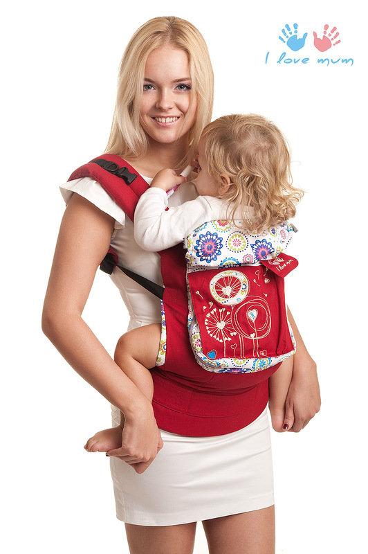 L love mum эргорюкзак рюкзака городские харьков саломон
