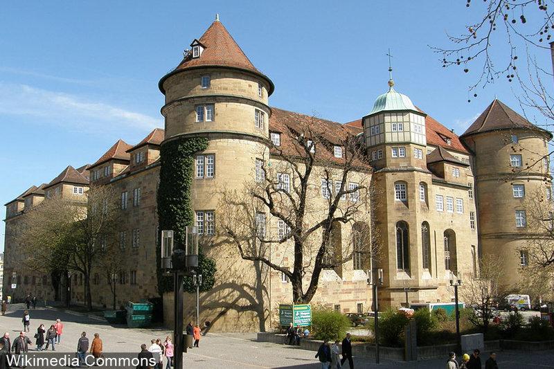 Старый замок (нем.Altes Schloss) - это колыбель Штутгарта.
