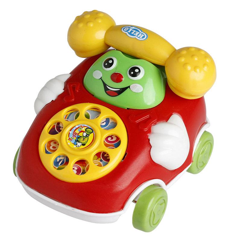Детские Игрушки Телефон – Купить Детские Игрушки Телефон недорого ... 1 Шт. Детские Игрушки Музыка Мультфильм Телефон Обучающие Развивающие Дети Игрушка в Подарок(China