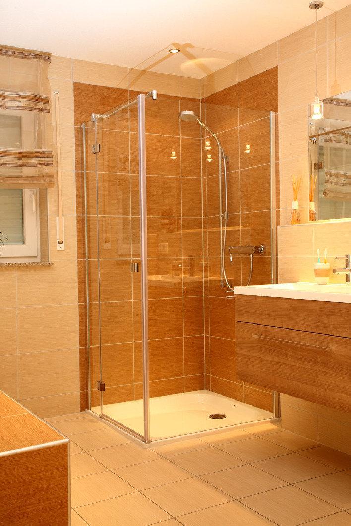 душевой уголок в ванной формы налоговый