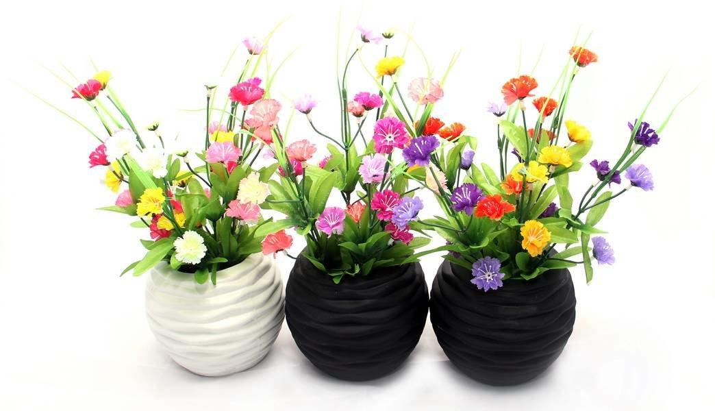 Распродажа Искусственные Цветы В Горшках - товары со 24