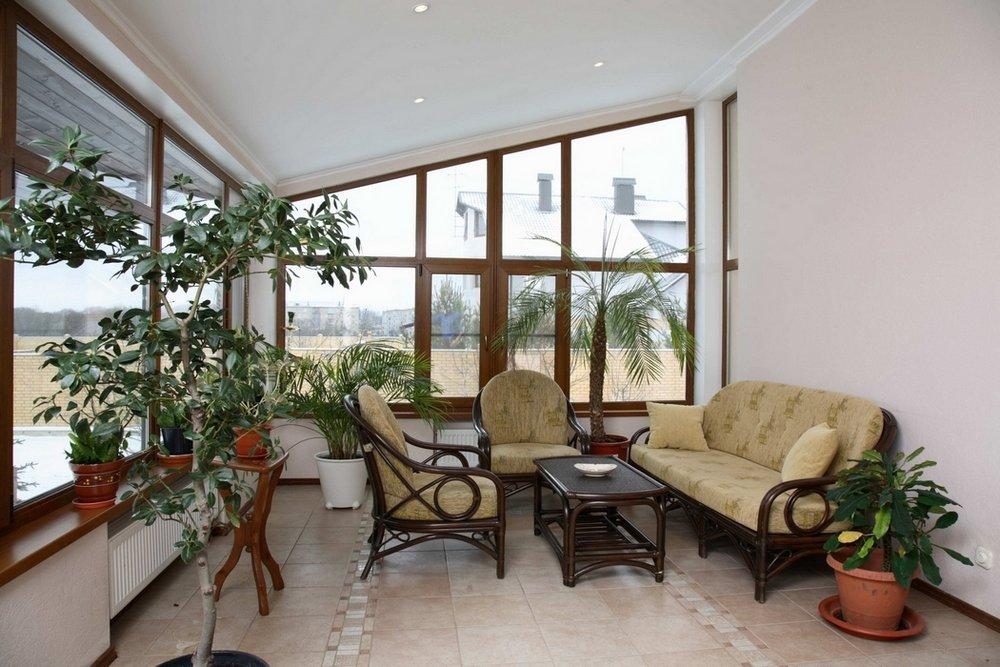 """Дизайн зимних садов в частном доме на балконе"""" - карточка по."""