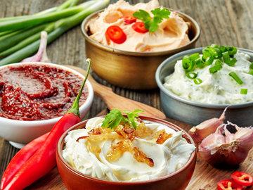 Рецепты домашних соусов