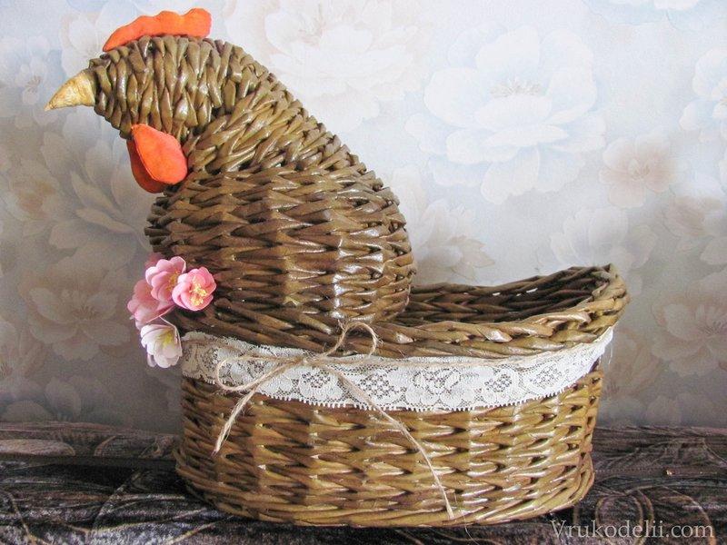 OUTLAST благодаря карзинка курица из газет Наверное