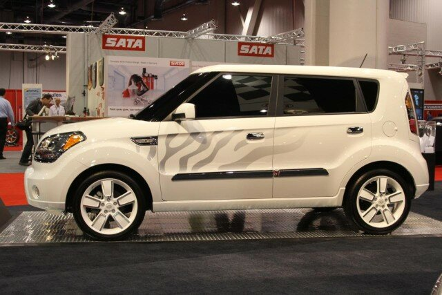 Kia Soul White Tiger Concept (AM)