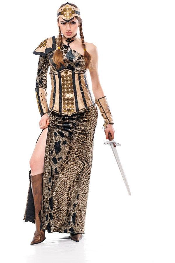 Амазонка костюм своими руками 79