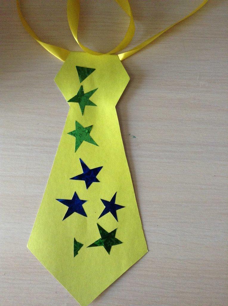 Поделки из галстука своими руками