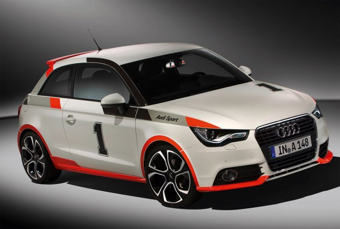 "Audi A1 ""Competition Kit"""