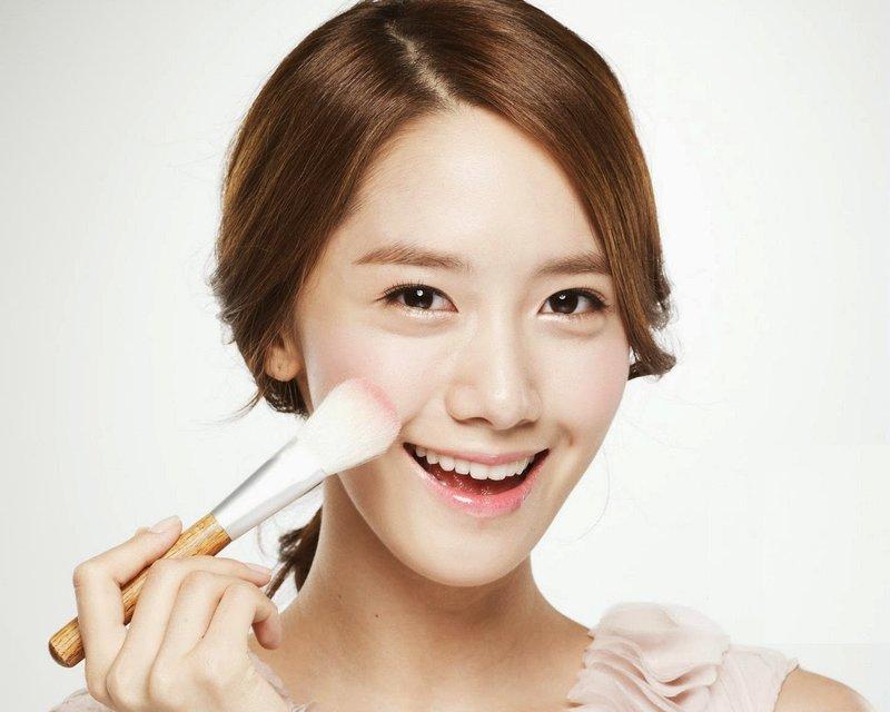 Удивительный корейский макияж