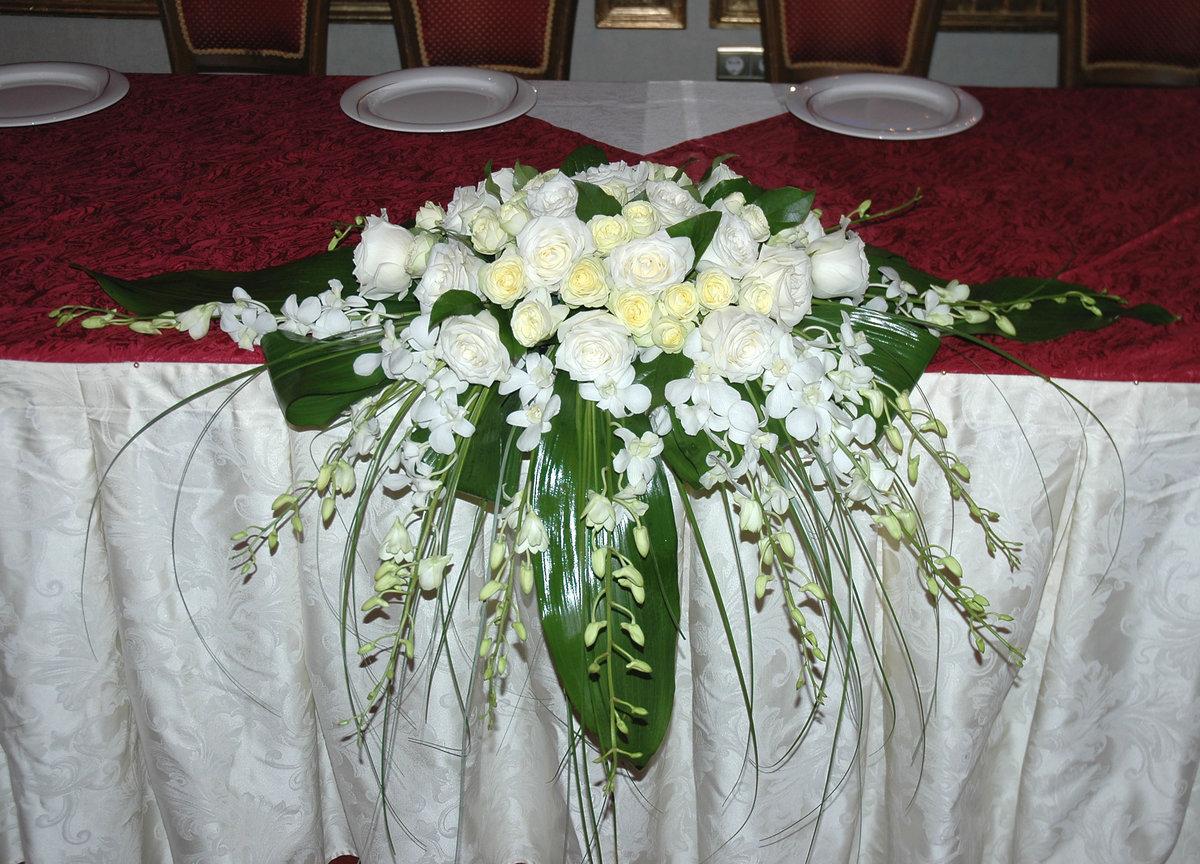 Украшение свадебного букета на стол своими руками, букеты
