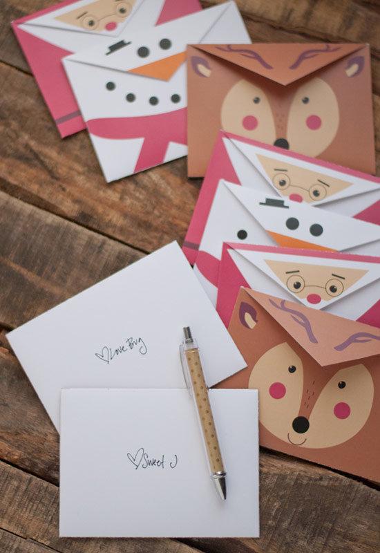 лесной массив как дарят открытки с конвертами стало