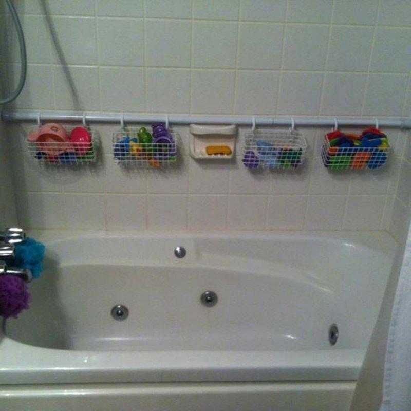 Сидения для ванной своими руками