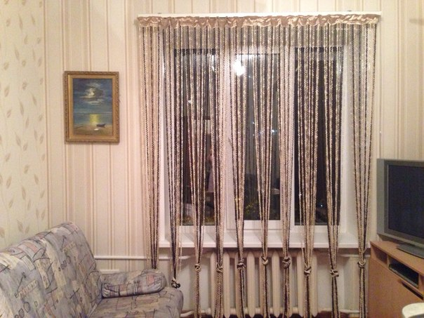 шторы кисея фото в интерьере