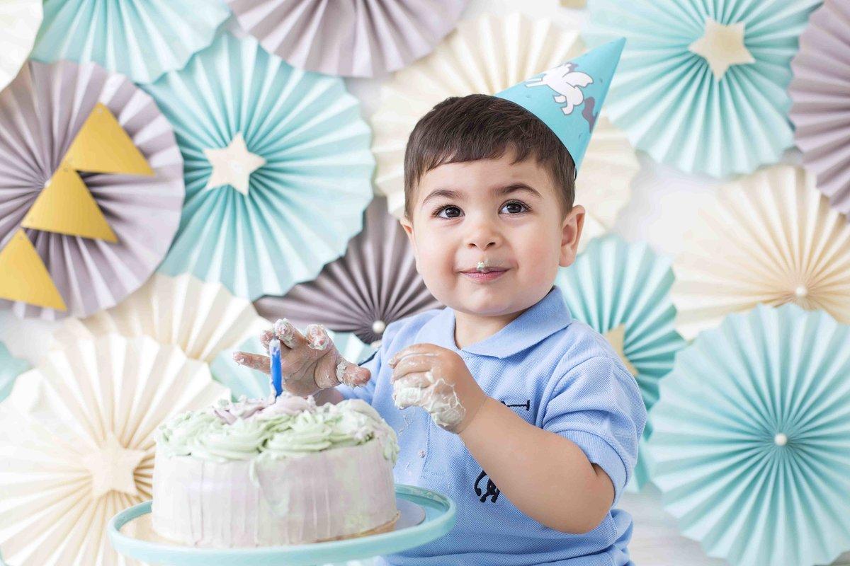 День рождения первый годик идеи