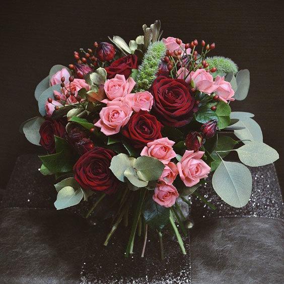 Букет ко дню матери фото, экспресс доставка цветов