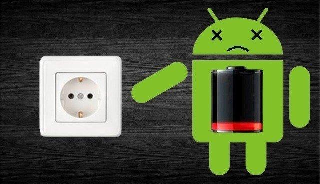 Приложения для экономии заряда батареи на Android