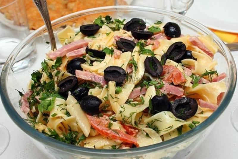 Итальянские салаты рецепт с фото