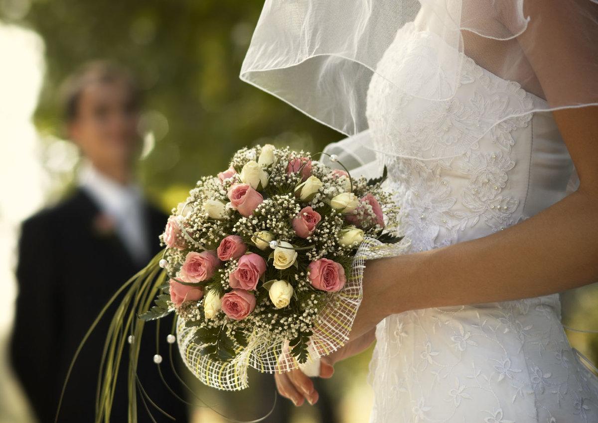 Букет цветов невесте от жениха, букетов спб цветы