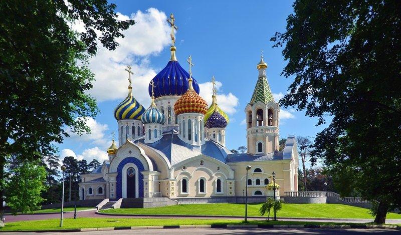 Фото церкви храмы соборы россии.