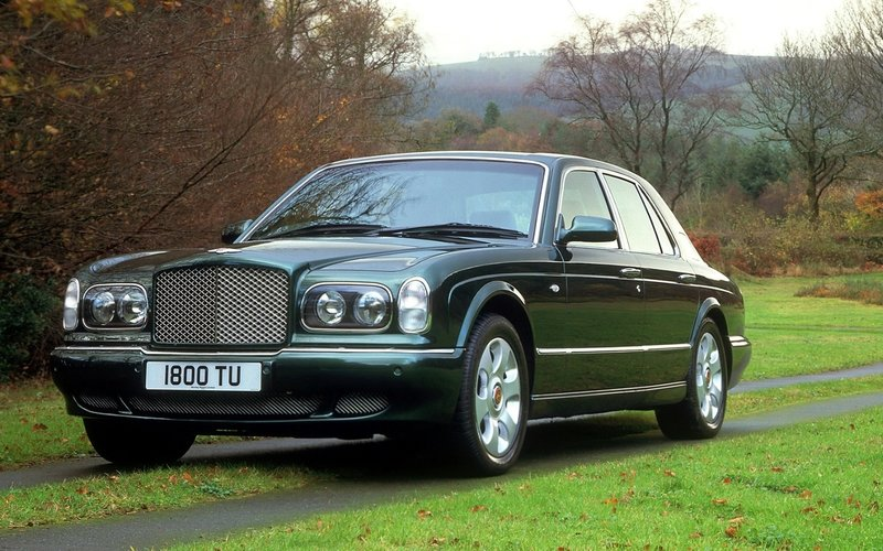 Bentley Arnage Red Label LWB Personal Commission