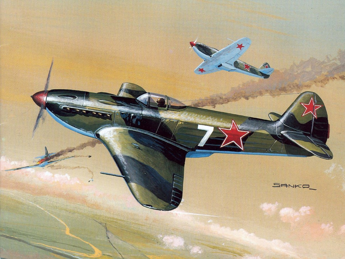 Картинки самолеты во время войны