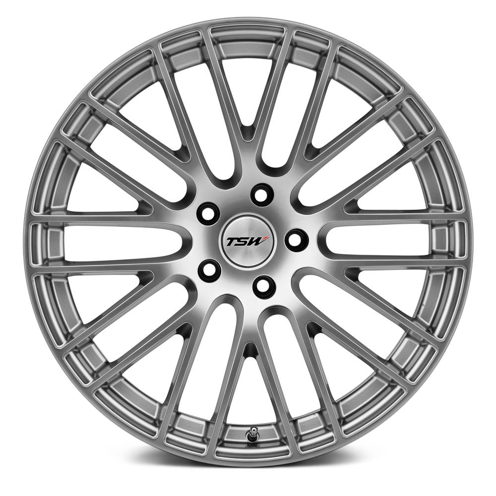 Автомобильный диск TSW MAX Hyper Silver