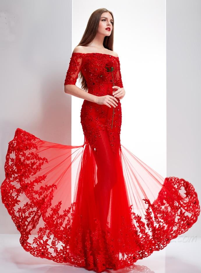 Jeeya's Beauty & Fashion Blog: Valentine's Day cheap wedding dresses at Dresswe.