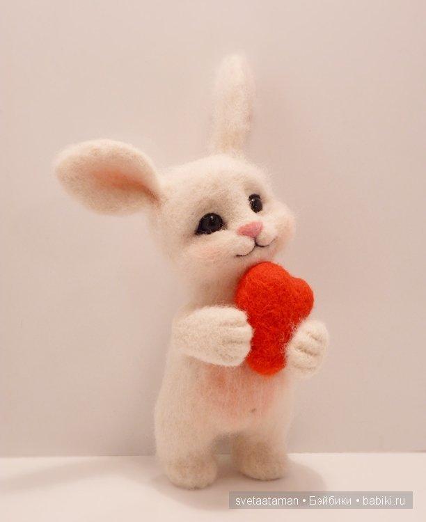 фото зайчика с сердечком это вид природного