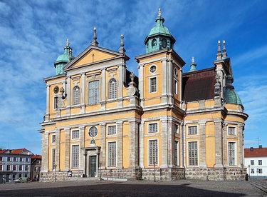 кафедральный кальмарский собор