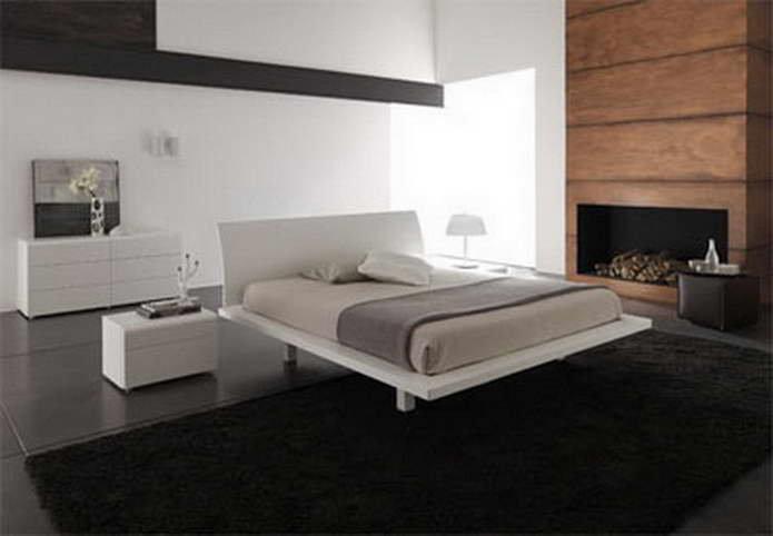 Дизайн авторской спальни в стиле Минимализм