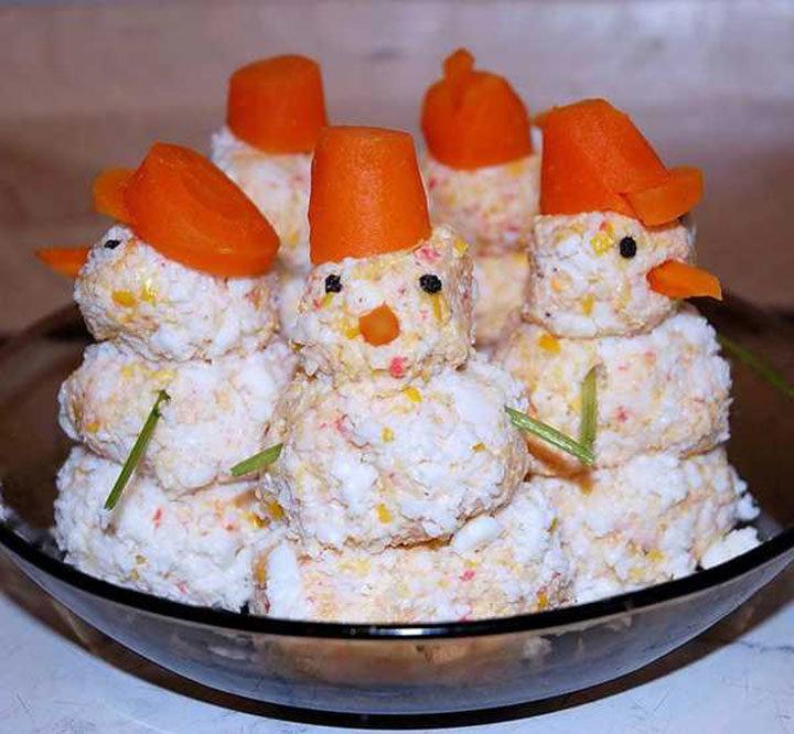 Новые рецепты салатов на новый год года смотрите здесь.