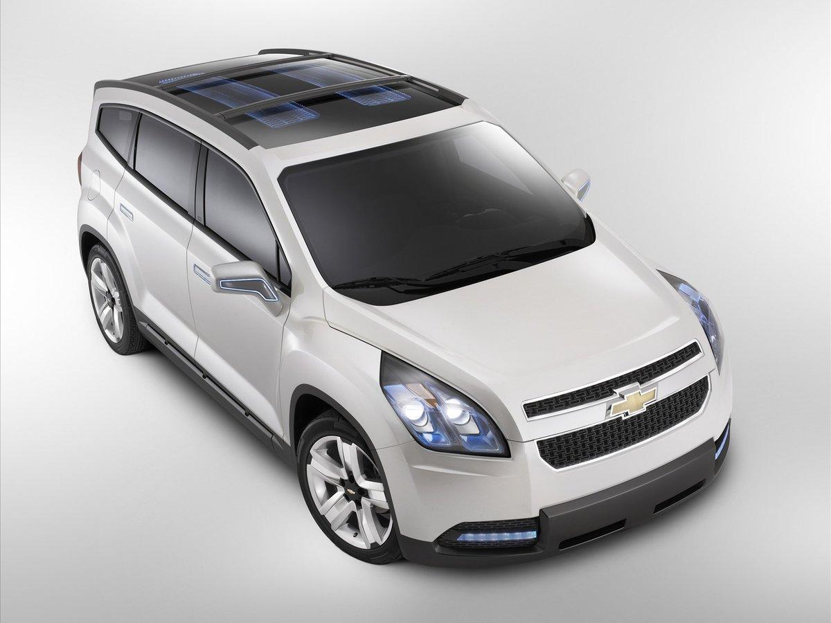 Chevrolet Orlando MPV Concept 2009