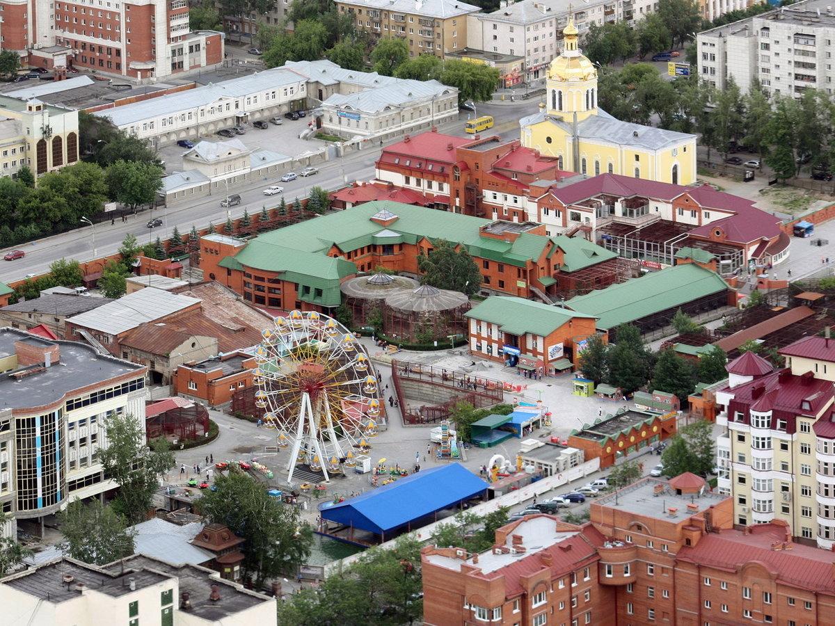 Екатеринбургский зоопарк  улица Мамина-Сибиряка, 189, Екатеринбург, Россия
