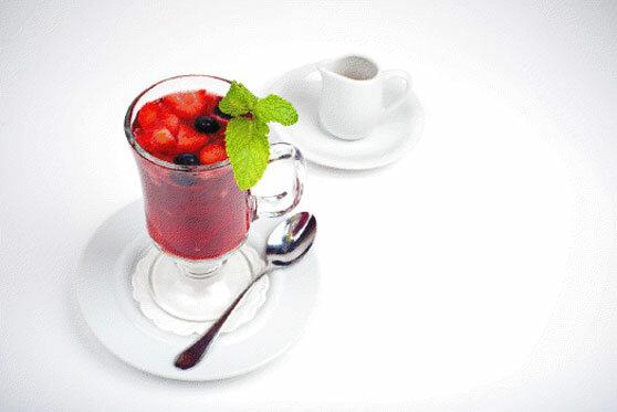 Ягодный чай: полезные свойства, рецепты приготовления