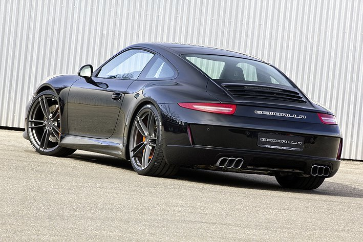 Gemballa GT Coupe (991)