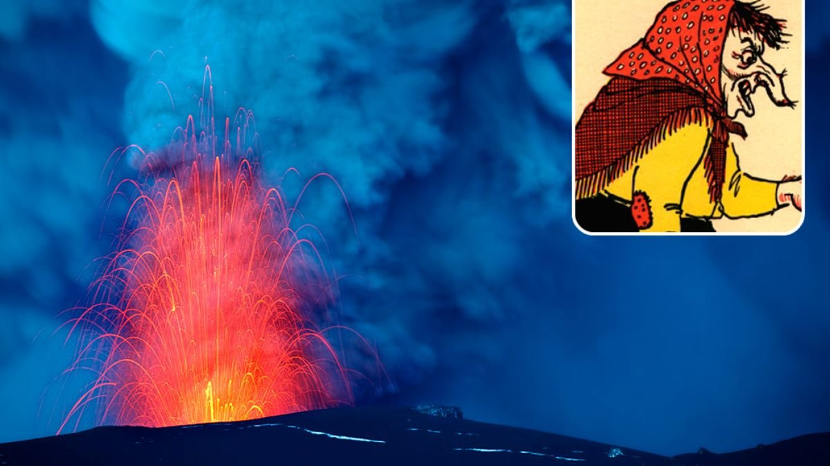 an introduction to the volcanic eruptions in caribbean Learn about the types of volcanic eruptions: hawaiian, strombolian kick 'em jenny is a submarine volcano and one of the most active on the caribbean plate.