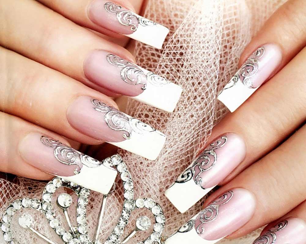 решили картинки дизайна ногтей для свадьбы которые могут