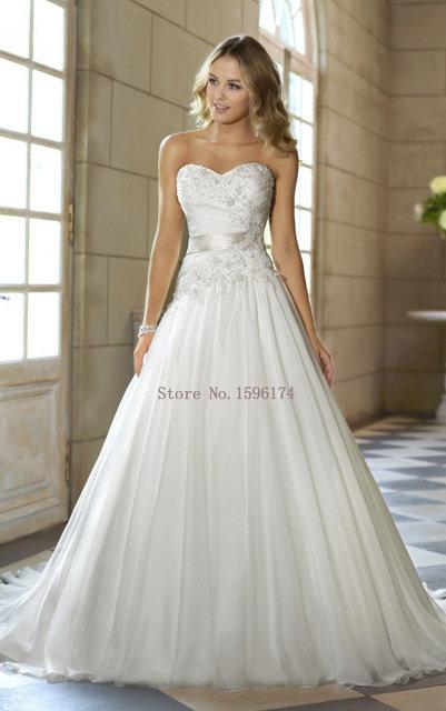 Свадебное платье в раде