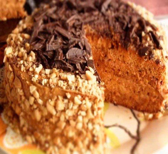 Торт идеал пошаговый рецепт с фото