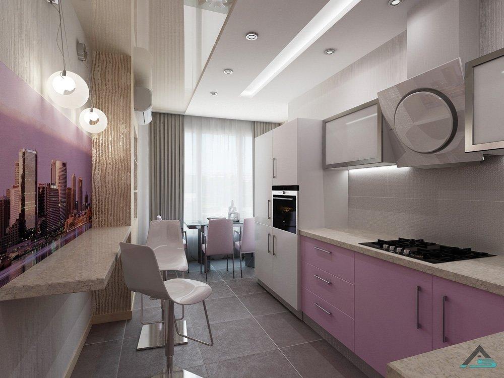 матовой большая прямоугольная кухня дизайн фото клиентов, телефоны фотографов