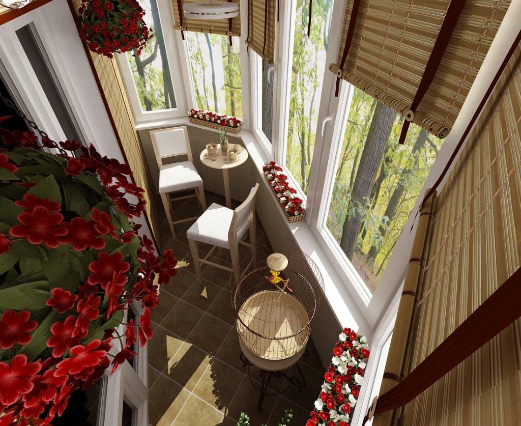 Электрика на балконе и лоджии - залог комфорта и уюта в данн.