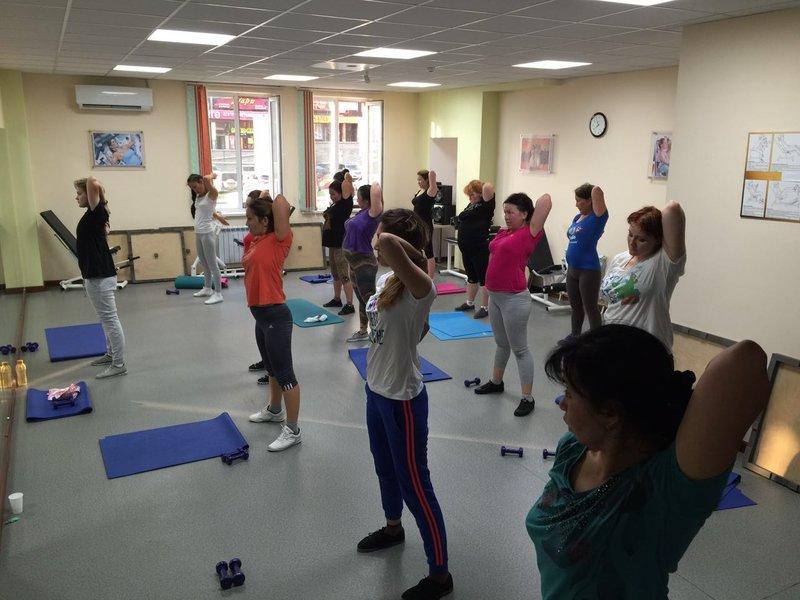 МЫ нашли для вас фитнес-центры и фитнес-программы в Астане.
