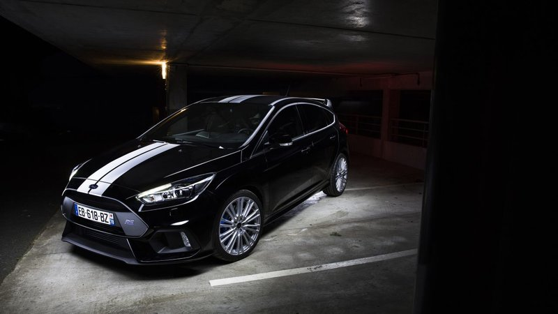 Ford Focus RS Le Mans 50th Anniversary